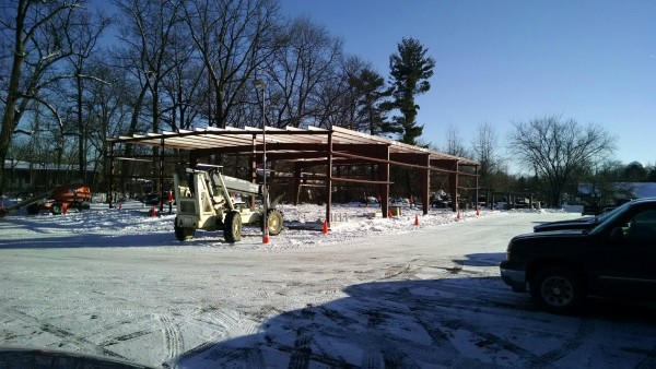 Doty new Building #1a