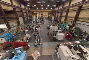 Machine Manufacturing & Repair Facility
